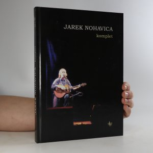 náhled knihy - Jarek Nohavica komplet (věnování a podpis autora)