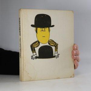 náhled knihy - Saturnin (kniha je cítit kouřem)