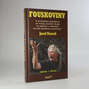 náhled knihy - Fouskoviny. Epigramy a aforismy
