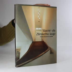 náhled knihy - Slavné vily Zlínského kraje