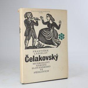 náhled knihy - Mudrosloví národu slovanského ve příslovích