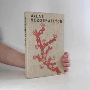 náhled knihy - Atlas bezobratlých (s podpisy autorů)