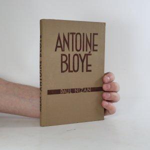 náhled knihy - Antoine Bloyé