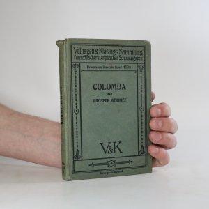 náhled knihy - Colomba