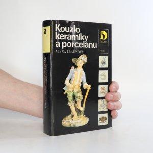 náhled knihy - Kouzlo keramiky a porcelánu (podpis autorky)