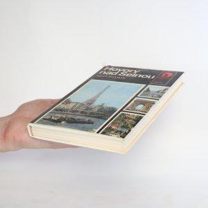 antikvární kniha Hovory nad Seinou, 1979