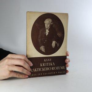 náhled knihy - Kritika praktického rozumu