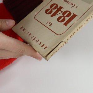 antikvární kniha Rok 1848 v Čechách, 1949
