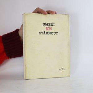 antikvární kniha Umění nestárnout, 1970