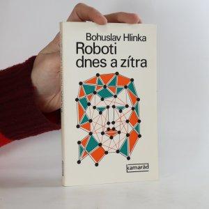 náhled knihy - Roboti dnes a zítra