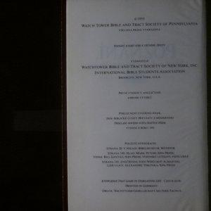 antikvární kniha Poznání které vede k věčnému životu, 1991