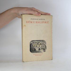 náhled knihy - Dům u Halánků
