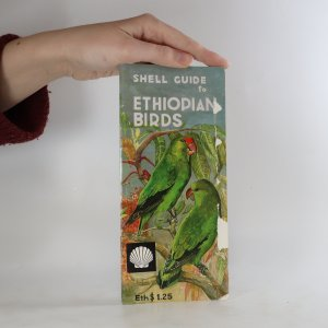 náhled knihy - Shell Guide to Ethiopian Birds
