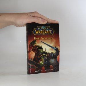 náhled knihy - World of Warcraft. Kruh nenávisti
