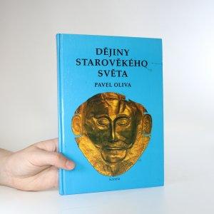 náhled knihy - Dějiny starověkého světa. Učební text pro žáky středních škol