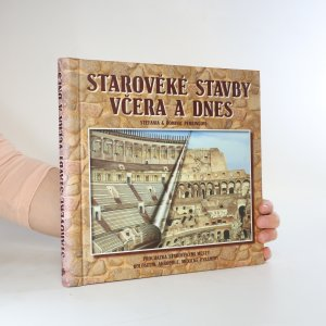 náhled knihy - Starověké stavby včera a dnes