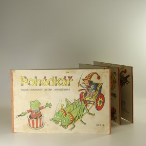 antikvární kniha Pohádkář, 1977