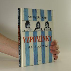 náhled knihy - Vzpomínky a jiné oplzlosti