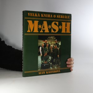 náhled knihy - Velká kniha o seriálu MASH