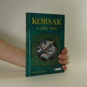 náhled knihy - Korsak a zlatý meč