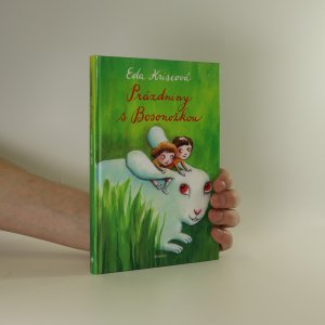 náhled knihy - Prázdniny s Bosonožkou
