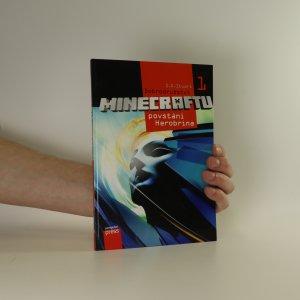 náhled knihy - Dobrodružství Minecraftu I. Povstání Herobrina