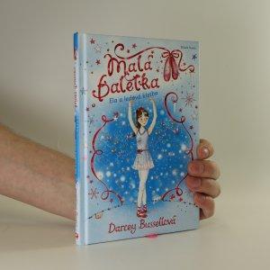 náhled knihy - Malá baletka. Ela a ledová kletba