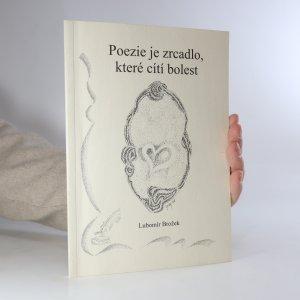 náhled knihy - Poezie je zrcadlo, které cítí bolest