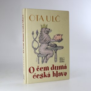 náhled knihy - O čem dumá česká hlava