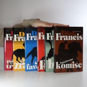 náhled knihy - 6x Dick Francis (viz foto)