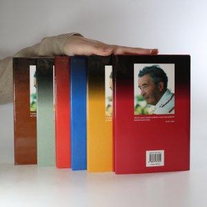 antikvární kniha 6x Dick Francis (viz foto), 1995-2000