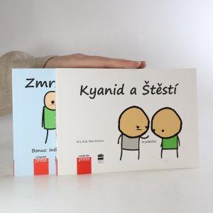 náhled knihy - Kyanid a Štěstí 1. díl a Kyanid a Štěstí 2. díl: Zmrzlina a Smutek  (2 svazky)