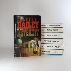 náhled knihy - 7x Arthur Hailey (viz foto)