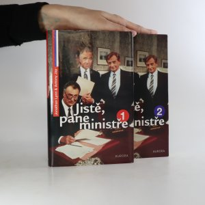 náhled knihy - Jistě, pane ministře I. a II. díl (2 svazky)