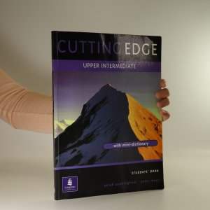 náhled knihy - Cutting edge. Upper-intermediate. Students' book, with mini-dictionary