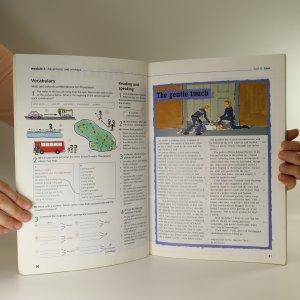 antikvární kniha Cutting edge. Upper-intermediate. Students' book, with mini-dictionary, 2000