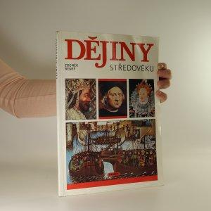 náhled knihy - Dějiny středověku