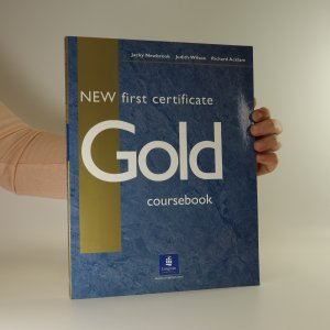 náhled knihy - New first certificate gold. Coursebook