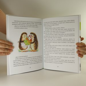 antikvární kniha Ježeček Dupálek, neuveden