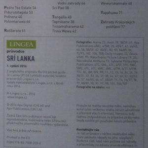 antikvární kniha Srí Lanka. Inspirace na cesty, 2016
