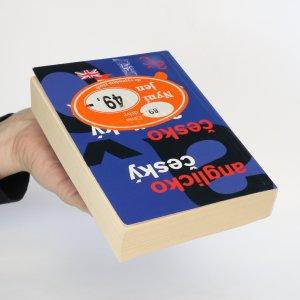 antikvární kniha Anglicko-český, česko-anglický slovník , 2008