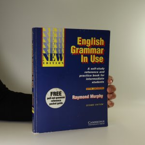 náhled knihy - English grammar in use