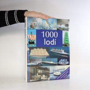 náhled knihy - 1000 lodí