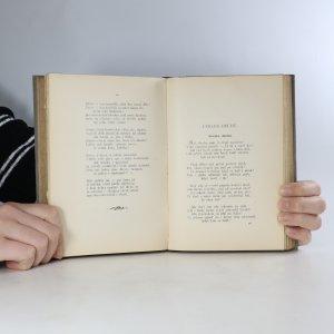 antikvární kniha Anthologie z básní Jaroslava Vrchlického (1875-1892), neuveden