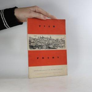 náhled knihy - Tvář Prahy. Výstavní sály S. V. U. Mánes v Praze (7. červen 1939 - 27. srpen 1939)
