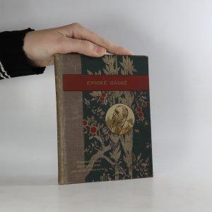 náhled knihy - Epické básně Jaroslava Vrchlického