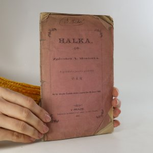 náhled knihy - Halka. Zpěvohra A. Moniuška