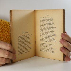 antikvární kniha Bajky velkých, 1889