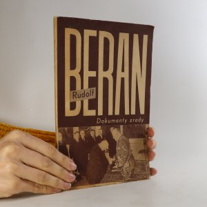 náhled knihy - Rudolf Beran. Dokumenty zrady