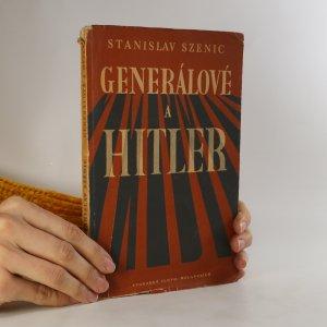 náhled knihy - Generálové a Hitler